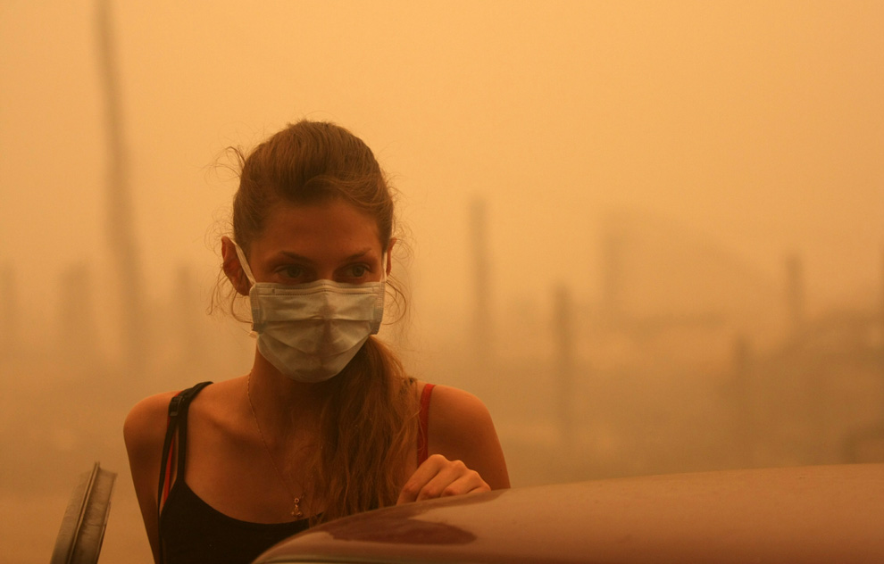 How to Detox After Wildfire Smoke Inhalation