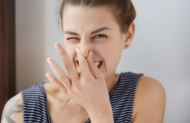 Compounding for Bad Breath