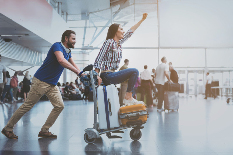 Tips for Healthy Holiday Travel